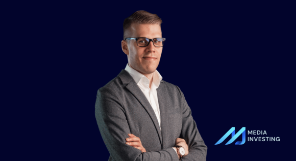 Joni Oinonen COO   Mediainvesting